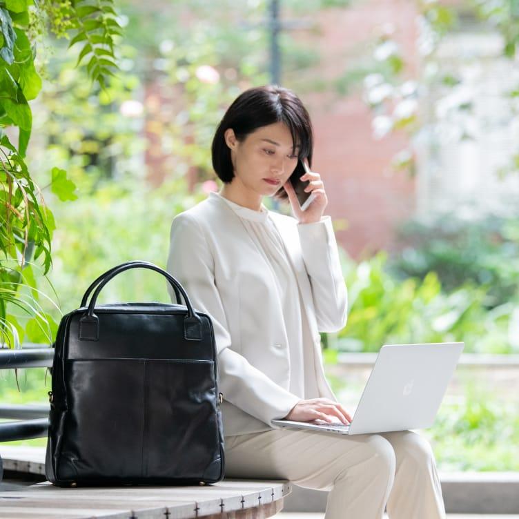 働く女性のためのリュック「biz+uリュック」お客さまの声を掲載【まとめ】