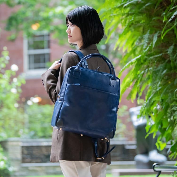 荷物が重いからと、軽いバッグを探そうとしていませんか?